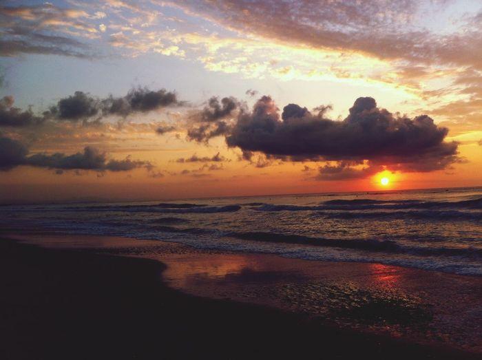 Sunrise Sea Sun Awesome