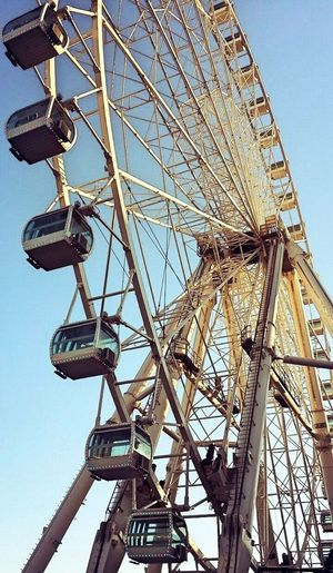 Spain ✈️🇪🇸 Malaga колесо_обозрения колесообозрения Ferriswheelinthecity🎡🎢 Ferriswheel