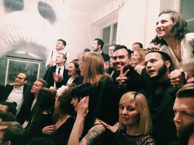 EyeEmXmas2015 Party Fancy