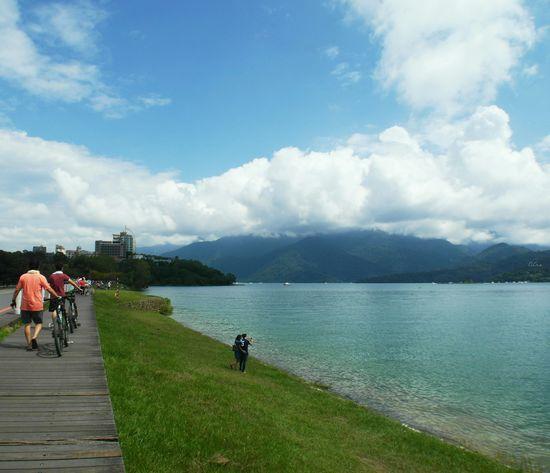 日月潭 Sunmoonlake Letsgosomewhere EyeEm Taiwan Neverstopexploring  The Great Outdoors - 2015 EyeEm Awards The View And The Spirit Of Taiwan 台灣景 台灣情 Lake View Lake Lakeside