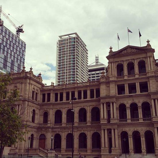 Treasurycasino Treasurycasinobrisbane Brisbanecity Oldandnewbuildings