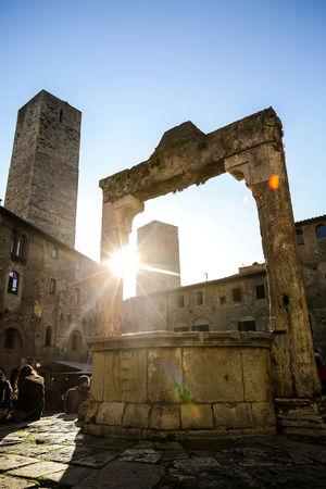 Architecture Italy Italy Holidays Italy❤️ No People Old Buildings Old City Outdoors San Gimignano Tuscany Tuscany Italy Adapted To The City