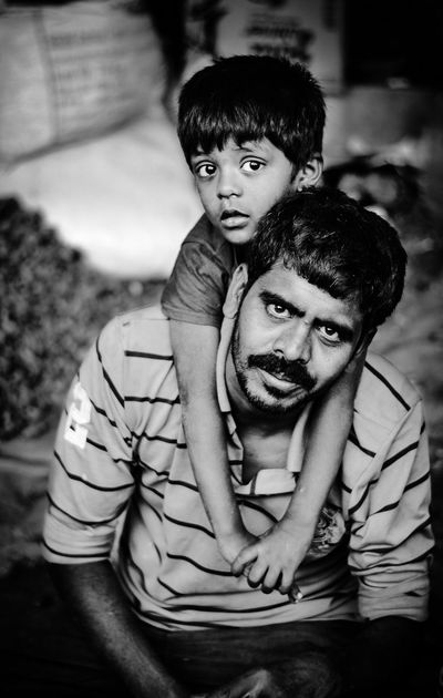 Father and Son. A story of togetherness... Portrait Streetphotography Steetphoto_bw Streetphotography_bw Bangalore India Bangaloredairies Close-up Togetherness Outdoors City People Family Fatherhood Moments Father And Son Fatherhood  Fatherlove Childhood Memories Child Photography Kidsportrait Father Love Son