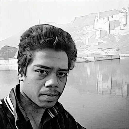 Shades of life Young Adult Looking At Camera Water Headshot Portrait Focus On Foreground Person Palace Lake View LakeLovers Lakes  Selfie ✌ Selfis Selfi Blackandwhite Black&white Black And White Photography First Eyeem Photo