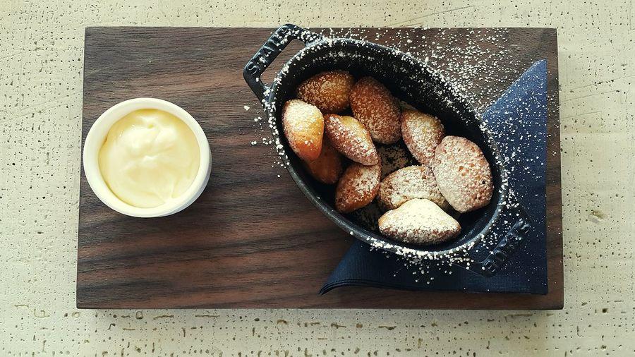 Lemon madeleines. 🐚 Dessert Madeleine Madeleines