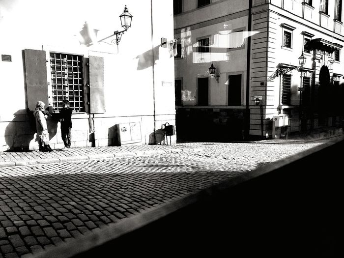 Streetphotography Blackandwhite Walking Around The City  Stockholm The Human Condition Hello World