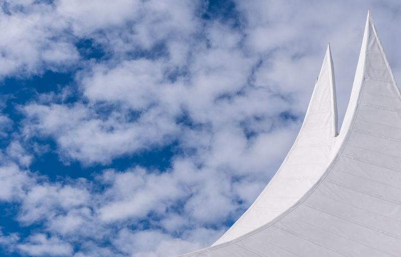 Tempodrom Against Sky