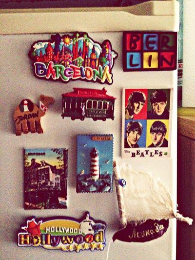 Magnets Fridge Magnets Magnet Traveling