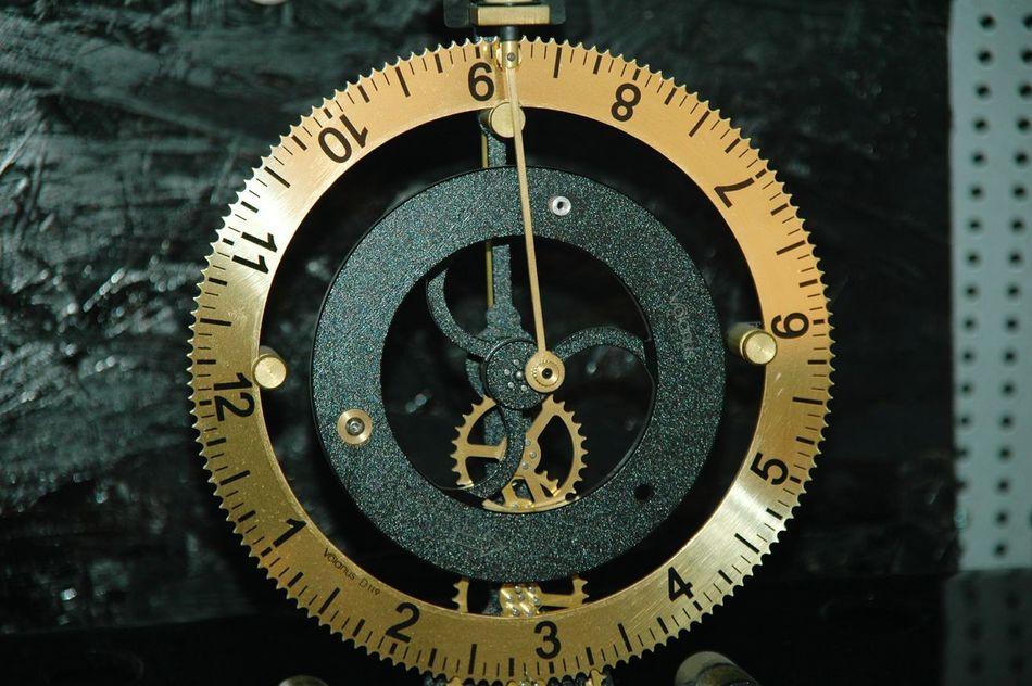 Time Clock Machine Part Orologio Meccanico