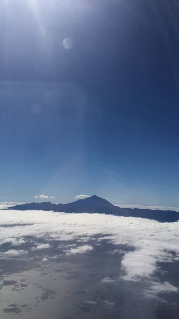 El Teide Sky EyeEmNewHere Vacations TPCM Beauty In Nature Live For The Story