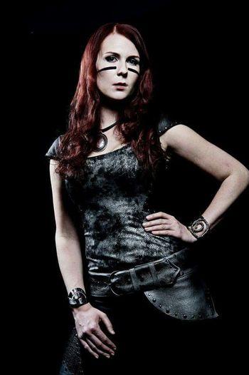 Emmi Silvenoinen <3 Love Amazinggirl Ensiferum Folkmetal Beautifulwoman