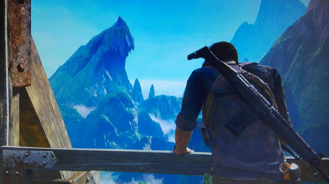 Taking Photos Check This Out Treasure Island Uncharted4 Nathan Drake Drake  Amazing View Videogames PS4 Treasures_and_nature Uncharted Naughty Dog See What I See