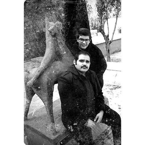 بی اعصاب و جدی پای یک اثر هنری! . هادی_مهدیان . موزه هنر مجسمه معاصر کارگر پنجشنبه تفکر