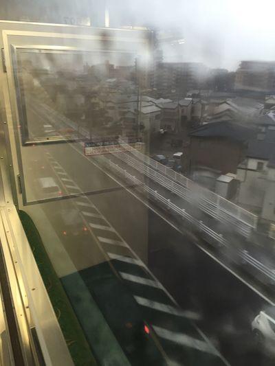 雨の大宮☔ How's The Weather Today? Rainy Days IPhoneography The Purist (no Edit, No Filter) Public Transportation