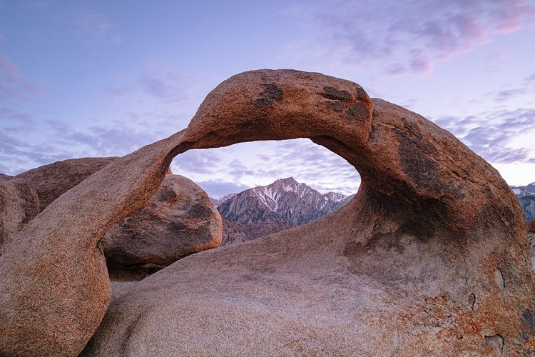 One from the hills. Sky Cloud - Sky Nature Day Solid No People Heart Shape Travel Destinations Land Beauty In Nature Rock Natural Arch Rock Formation Mountain Close-up Outdoors Arch Rock - Object