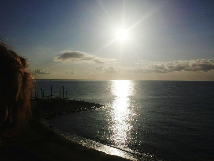 Sun ☀ Sea Sole Mare Mattina Italia Soleil Sol Mar Mañana