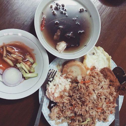 Yummy lunch Xoxocool :)