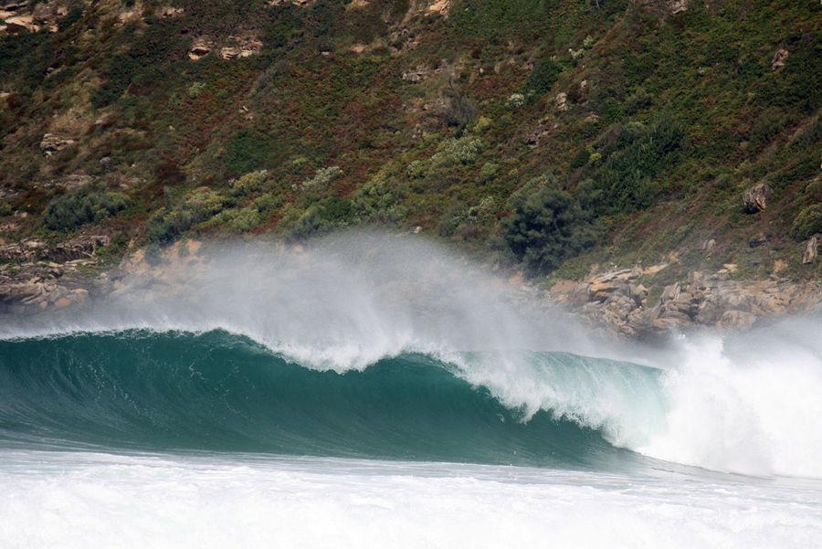 Day Nature No People Outdoors Sagües San Sebastian Sea Water Waves, Ocean, Nature Zurriola Beach