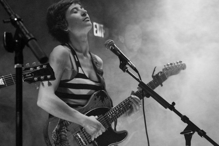 Women Who Inspire You Band Photography