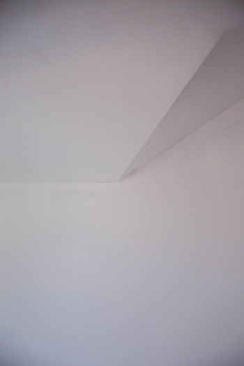 Abstract Architecture Backgrounds Ceiling Close-up Copy Space Day Full Frame Gray Indoors  Low Angle View Minimal Nature No People Paper Pattern Studio Shot Textile Wall - Building Feature White Color