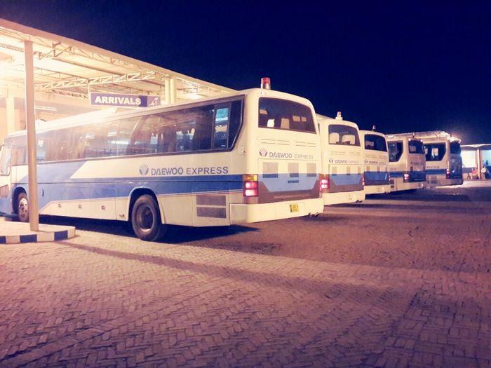 Traveling Roadtrip Bahawalpur Punjab Pakistan Pakistani Traveller Bus Daewoo Isra University