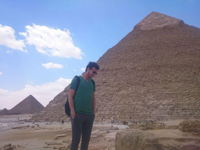 Pyramids Me That's Me
