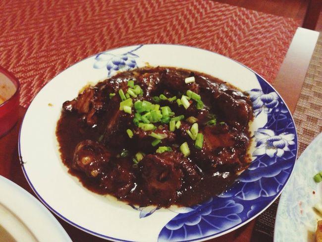 糖醋排骨 In My Mouf Cooking