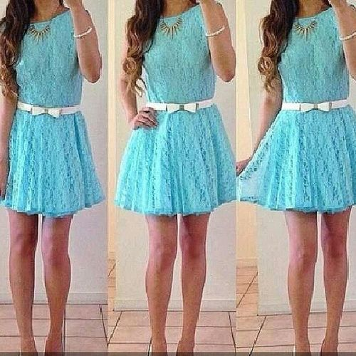 Januaryphotochalenge Day10 Somethingcute Blue dress socute loveit!