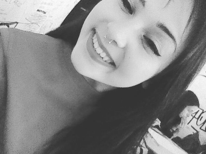 Me Happy Piercing Septum Makeup