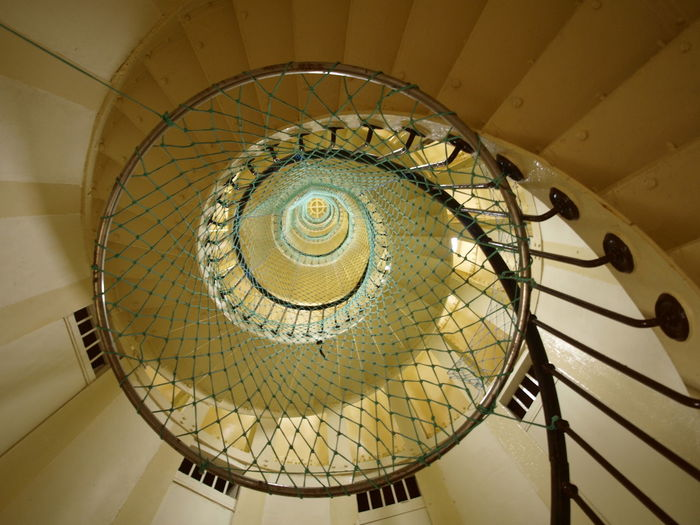 Phare Amedee Circle Design Geometry Indoors  Metal No People Phare Amédée Spiral Steps Stairs Optical Illusions Architecture Upstairs Illusion Tranquil Scene Relaxing Moments Noumea Paradise