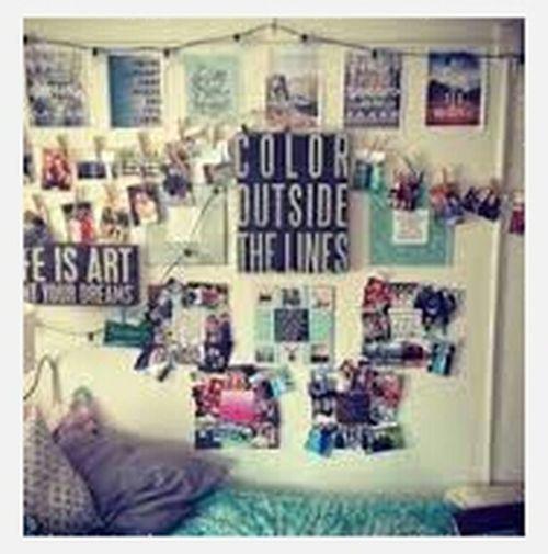 Decorate room <3 <3