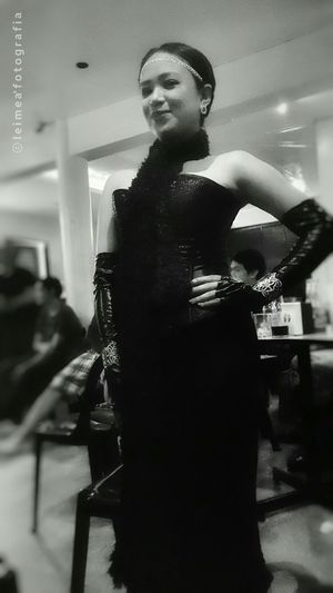 The Queen from a far away Galaxy! Queenamidala Starwars Xmascostumeparty Bestincostume Feellikeaqueen Effort Blackisbeautiful Costume Showcase: December Photography Snapseed Blackandwhite Leimeafotografia Eyeem Philippines