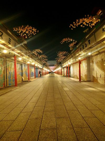 Pathway to Temple Asakusa Japan Travel Itsmorefuninthephilippineswithnathan