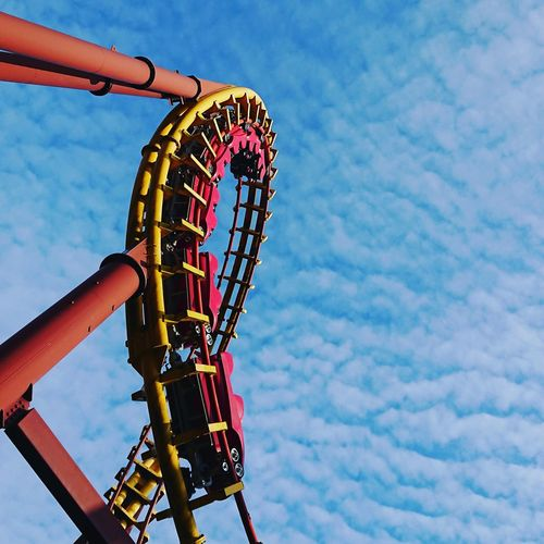 Roller Coaster Goudurix Thrill Rides Theme Park Excitement Arts Culture And Entertainment Tall - High Ride