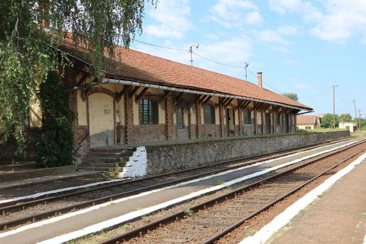 Hidden Gems  Gyula Railway Station Canon M10