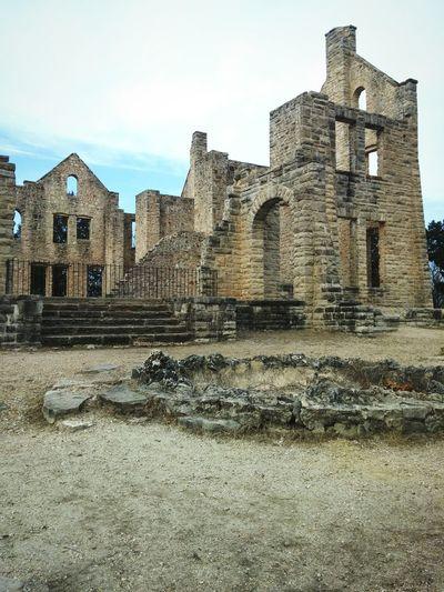 First Eyeem Photo Ha Ha Tonka State Park Castle Ruins Missouri