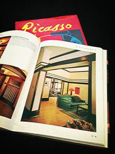 "Frank Lloyd Wright's ""organic architecture"""