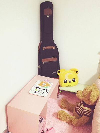 My Home My Bedroom Goodnight World.... Late At Nitgh End Of The Day End Of August Pink A Corner Of My Bedroom