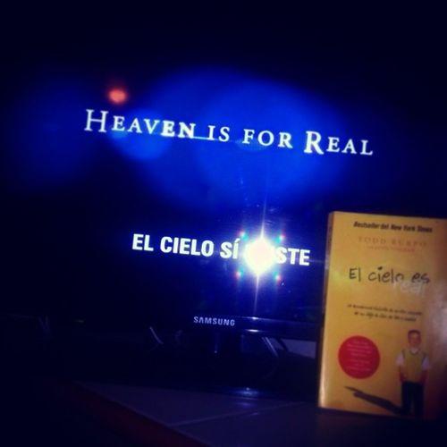Heaven_is_for_real MOVIE El_cielo_es_real Book , no me decepciones fuistes un gran libro