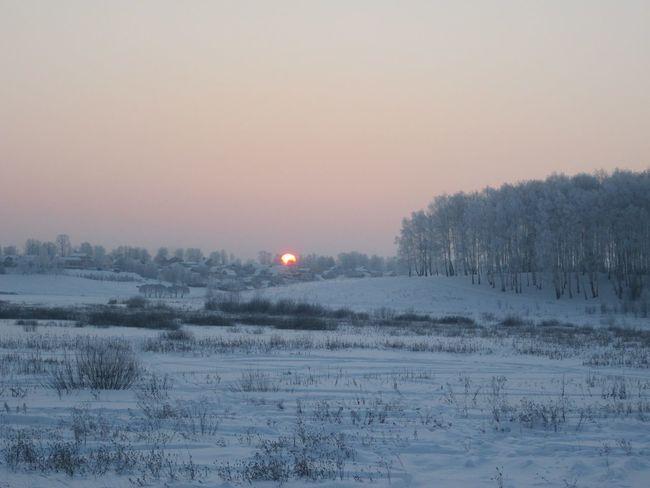 Россия! Russia Winter