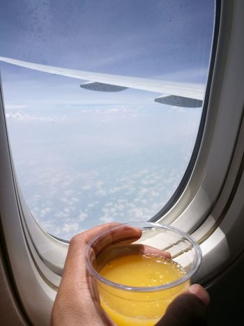 Orange Juice on jet Orange - Fruit Sky Pirot On Sky Moving Vehicle Seat Airplane Seat Corporate Jet Vehicle Interior Private Airplane Jet Engine Metro Train Windshield Train Interior Co-pilot Car Point Of View Rear-view Mirror Car Interior First Class Aircraft Wing Passenger Cabin Pilot Commercial Airplane Seat Belt Cabin Crew Dashboard Windshield Wiper Steering Wheel