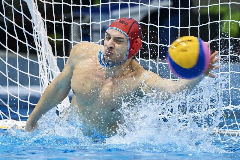 Contitech Szeged Diapolo-Bresci Hungarian Waterpolo Men Hungary Italian Waterpolo Semifinal Sport Waterpolo Waterpolo Men Euro Cup 2016