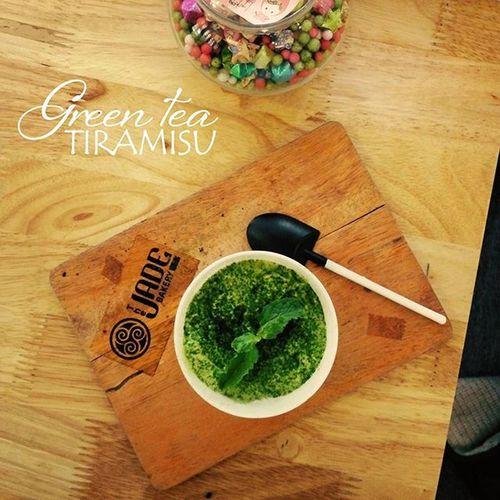 Hello November with a pot of Matcha Tiramisu. Be sweet Be kind Be happy 😊