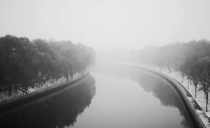 Streetphotography Monochrome Hello World OpenEdit Black And White