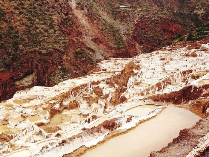 Las minas de salas Perù