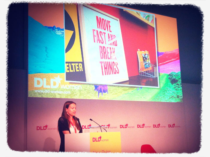Move fast and break things: Angela of Facebook on FB culture #dldw12