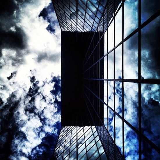 Architecture IPhone4s Abstract City AMPt - My Perspective