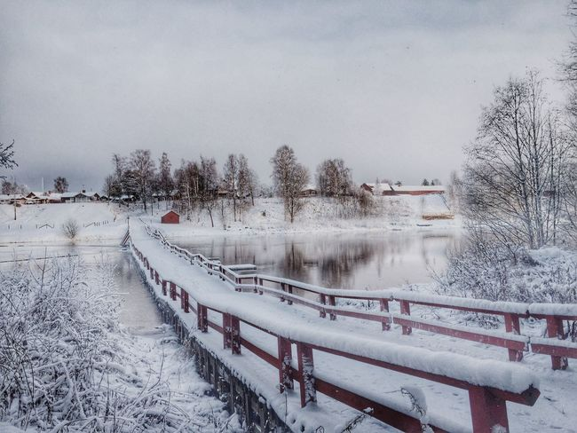 Love is like a river flowing through your heart. I'll bring the boat, if you bring the bridge.