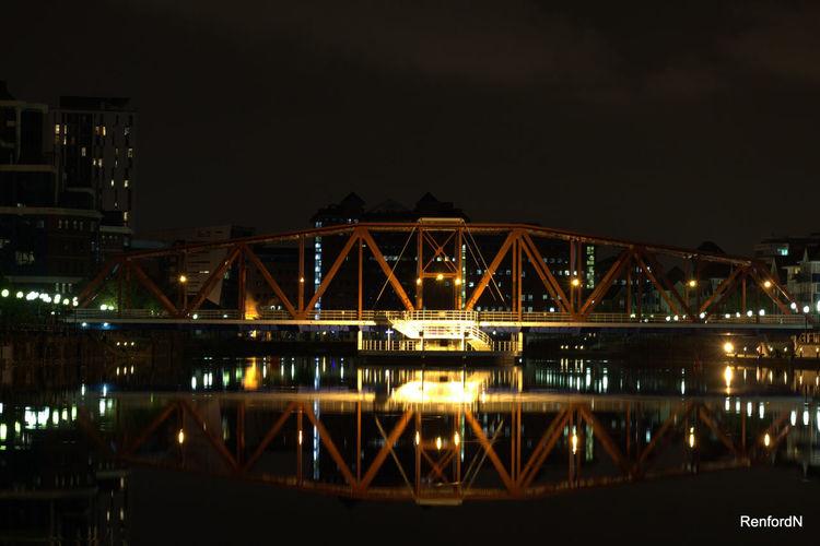 A bridge at