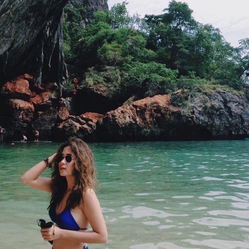 i need vacation Travelling Thailand Krabi Thailand Sea